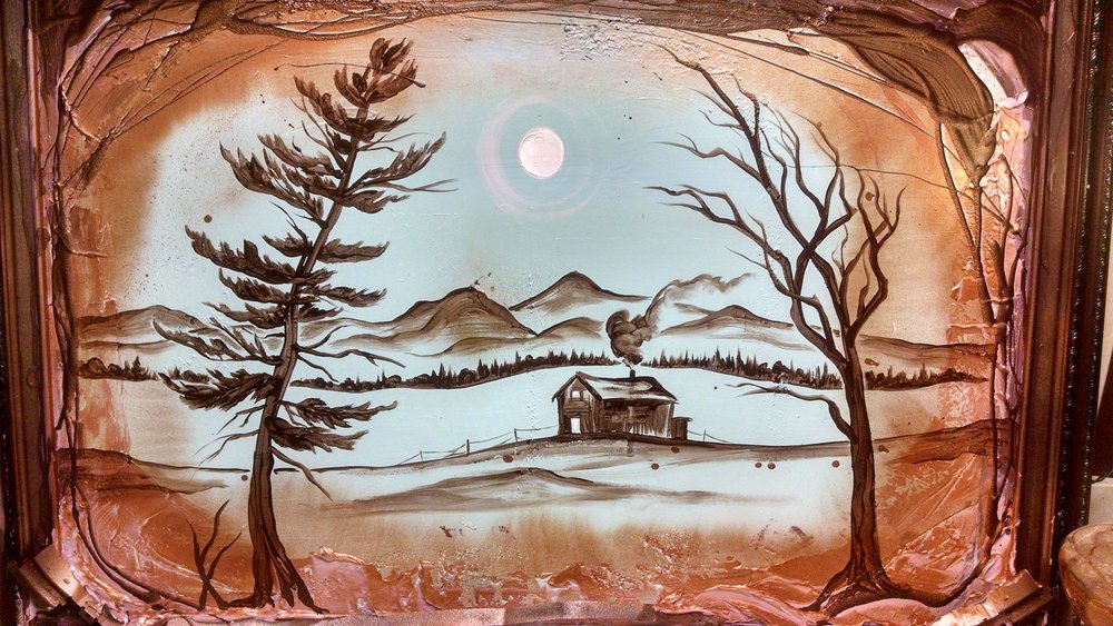 Guest Artist, Rachel Dow