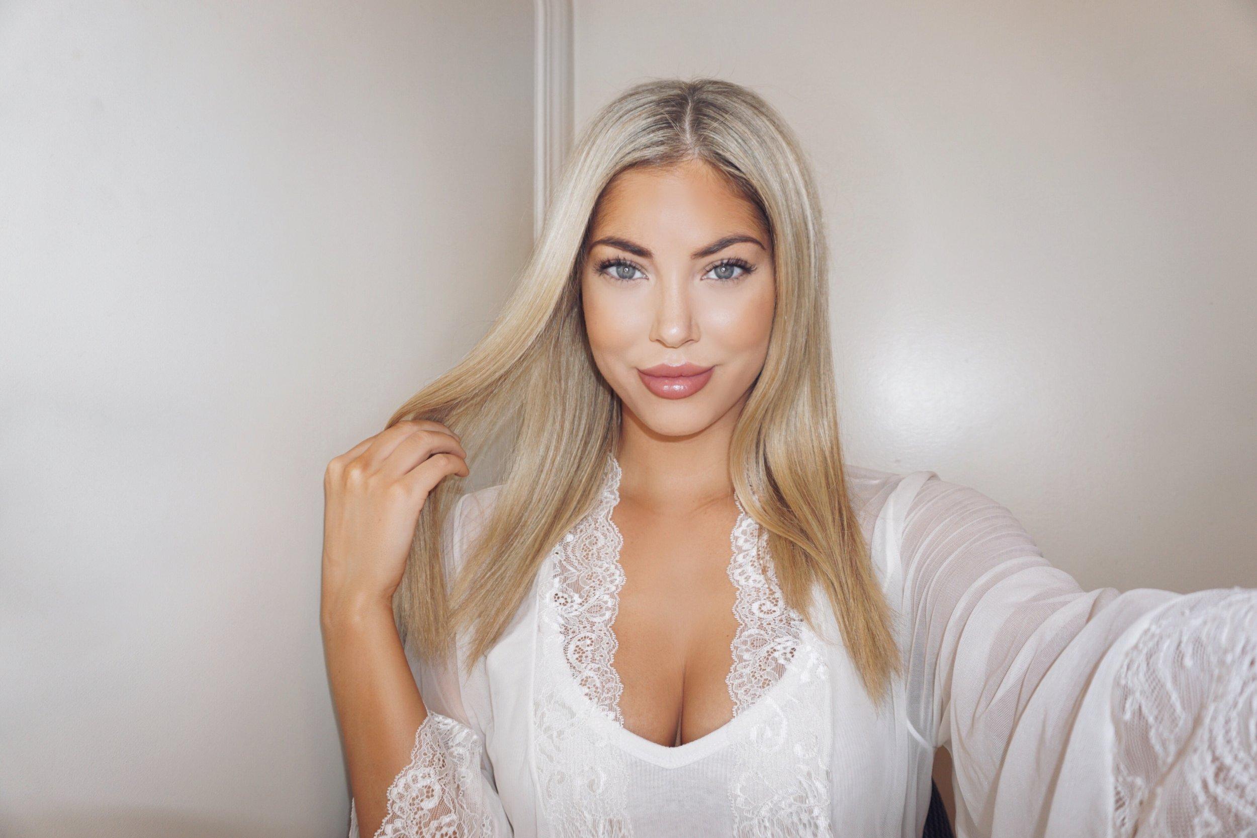 Skin Care — Sophia Pierson