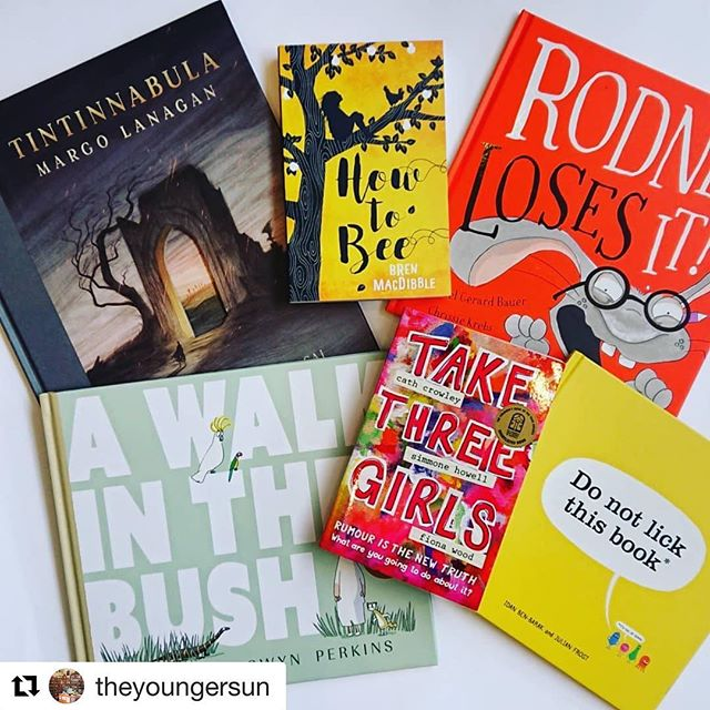 Some amazing books amongst this year's CBCA winners! Definitely check them out if you haven't already. We enjoyed 'Do Not Lick This Book' as part of our Keeping Healthy lesson at Busy Bookworms last week!  #Repost @theyoungersun with @get_repost ・・・ Congratulations to all the 2018 CBCA Winners! . . #theyoungersun #sunbookshop #yarraville #yarravillevillage #CBCA #CBCA2018 #childrensbookcouncilofaustralia #awardwinners