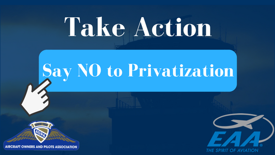 Say NO to ATC Privatization