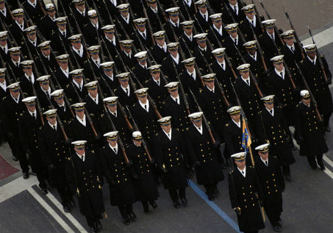 Free Beacon: Naval Academy Hosting 'Transgender 101' Training for Midshipmen -
