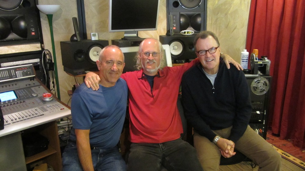 "Warren Kahn, Ian & Murray Bodine. ""Outside the Box"" Production Team."