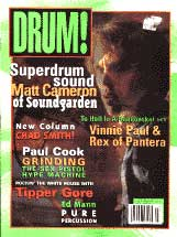 DRUM! Magazine CD Review