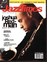 "Jazztimes CD Review   –   ""Ionospheres"""