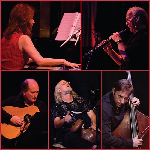 Mariah Parker's Indo Latin Jazz Ensemble