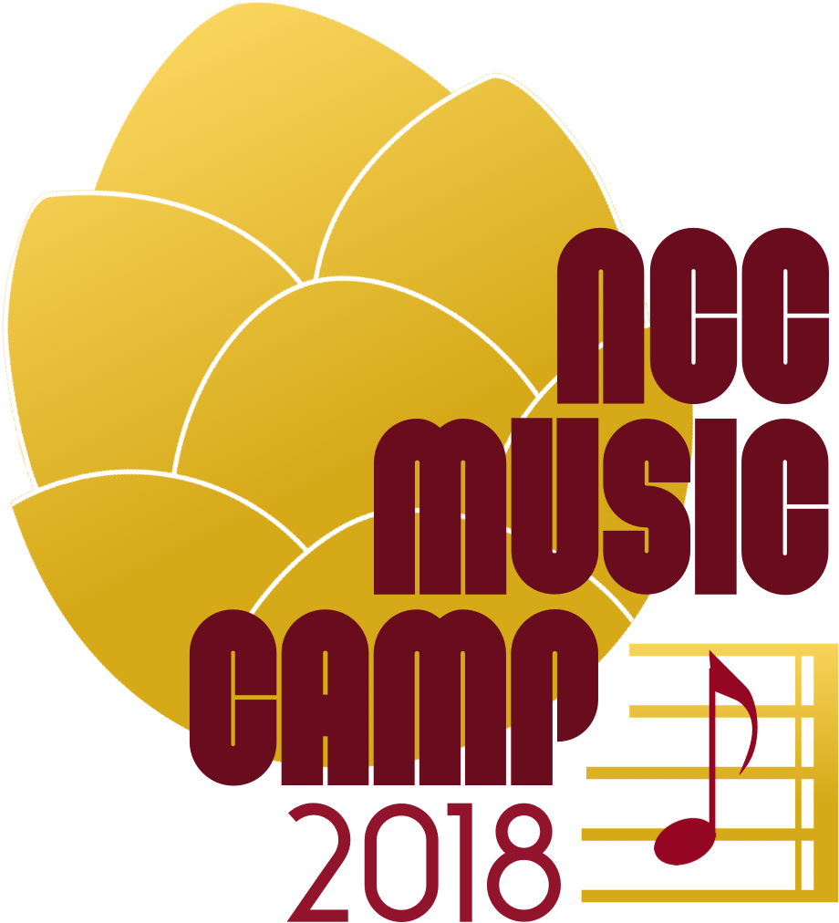 NCC Music Camp 2018