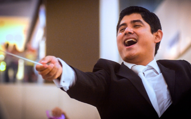 Artistic Director/Orchestral Conductor/Instructor:             Isaac Terceros