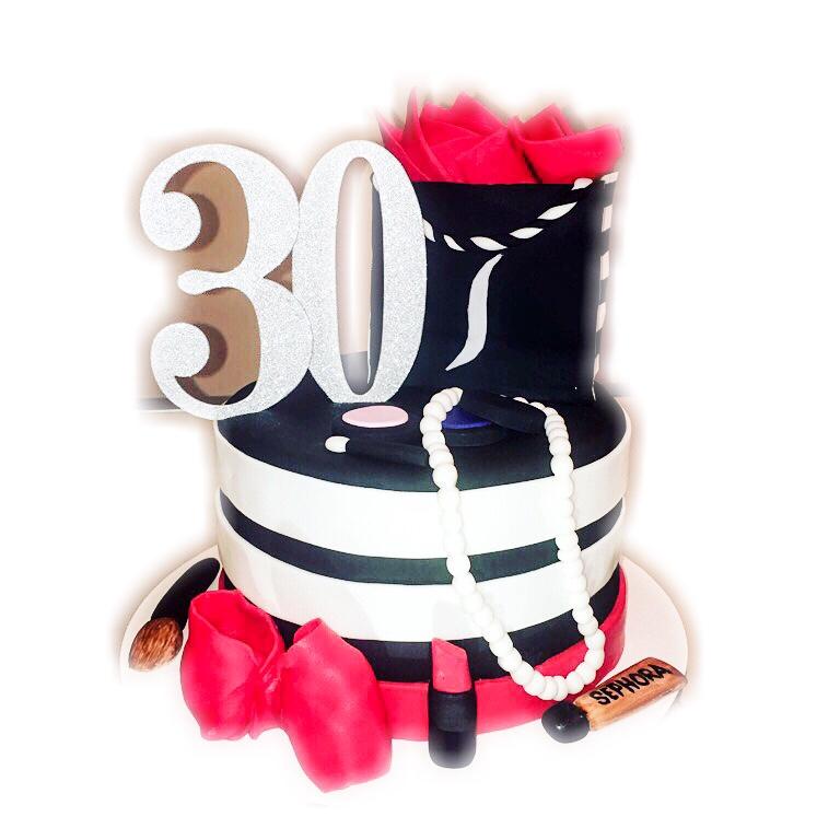 Sephora Cake