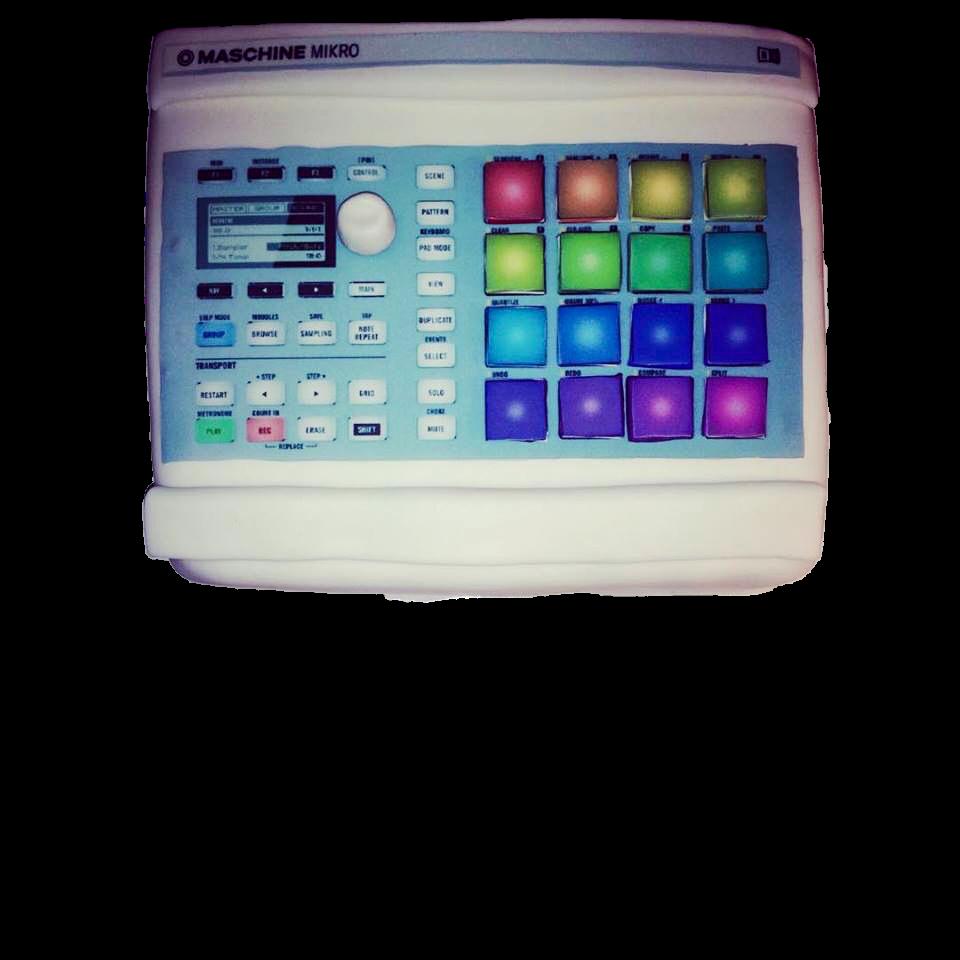Maschine Mikro Cake