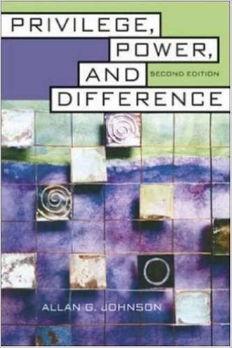 If you're looking for a primer on how aspects of our identity like race and gender grant us measures of privilege and how they can impact our lived experience check out Allan Johnson's book,  Privilege, Power, and Difference.