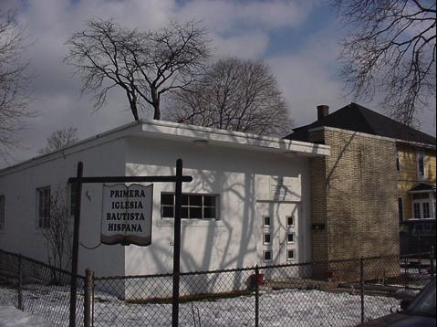 Primera Iglesia Bautista Hispana was started in 1975.