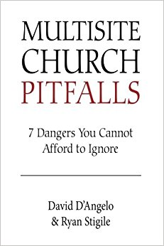 D'Angelo, David, and Ryan Stigile.  MultiSite Church Pitfalls: 7 Dangers You Cannot Afford to Ignore . CreateSpace Independent Publishing Platform, 2016.