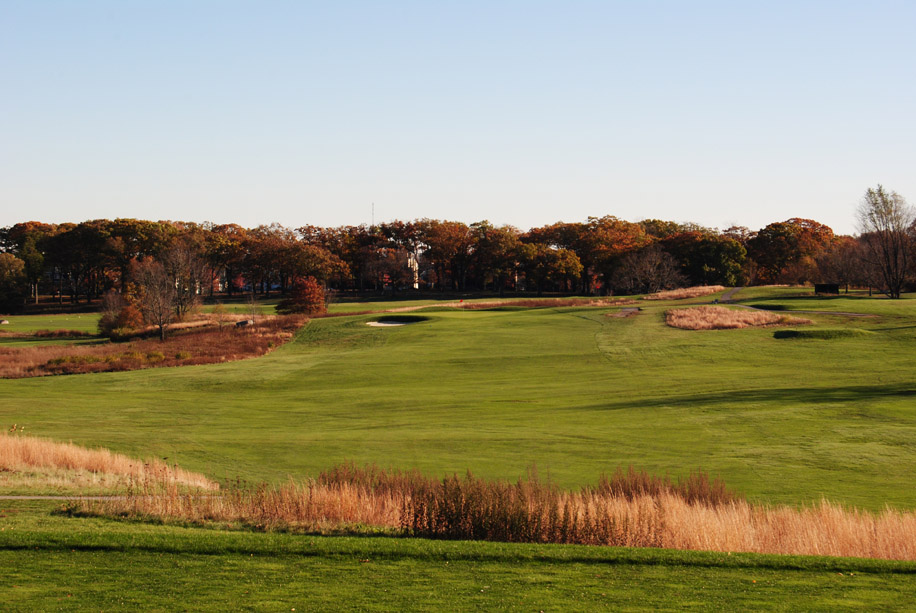 Franklin Park,  Hole #6 , on the William J. Devine Golf Course