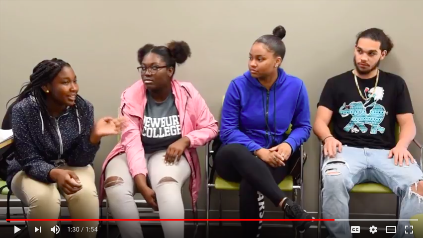 Making Youth Voices Heard - 2018