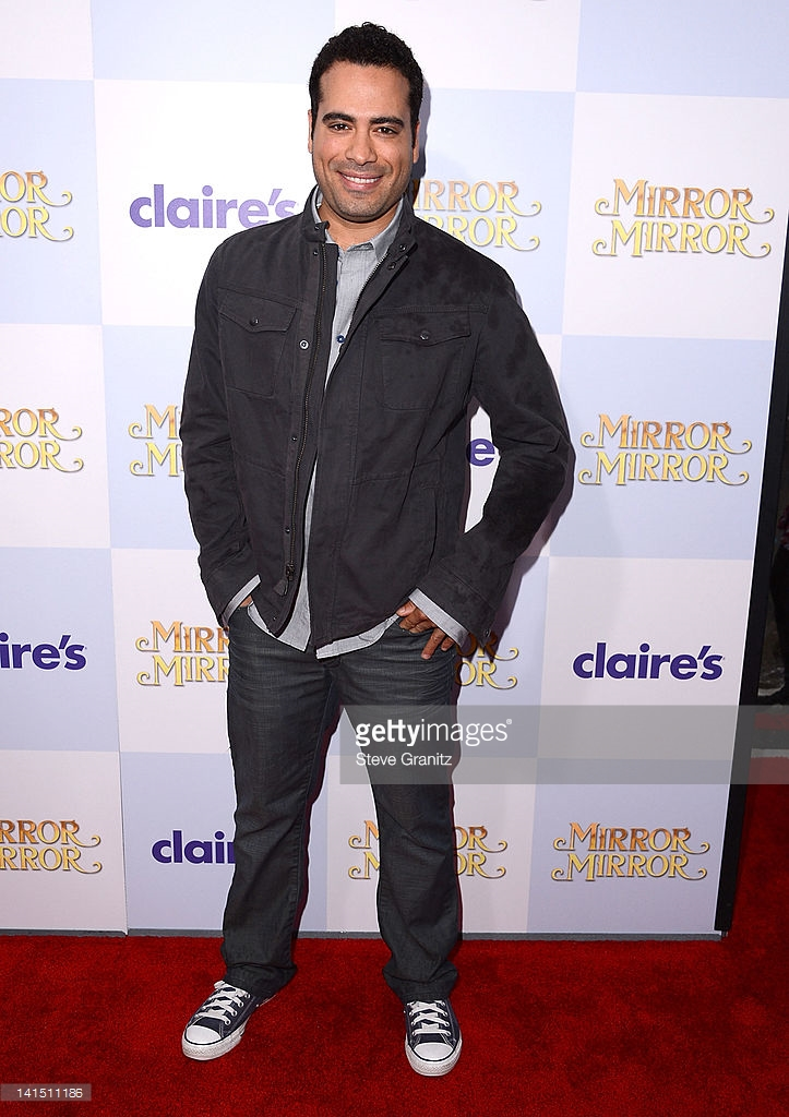 Sevier Crespo, actor/producer in Los Angeles