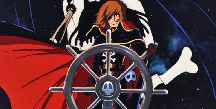 Captain Harlock, produced by Sevier Crespo