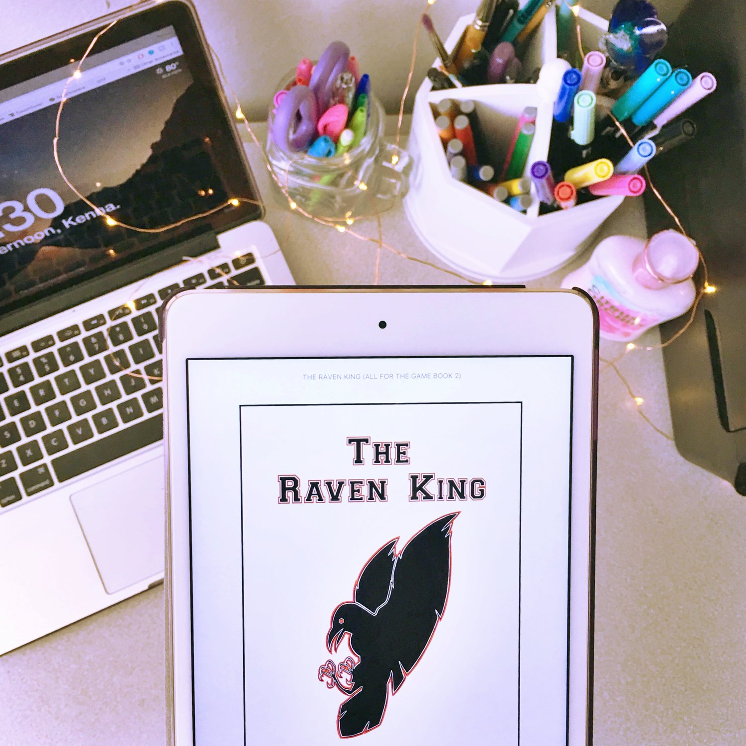 the raven king all for the game book 2 english edition