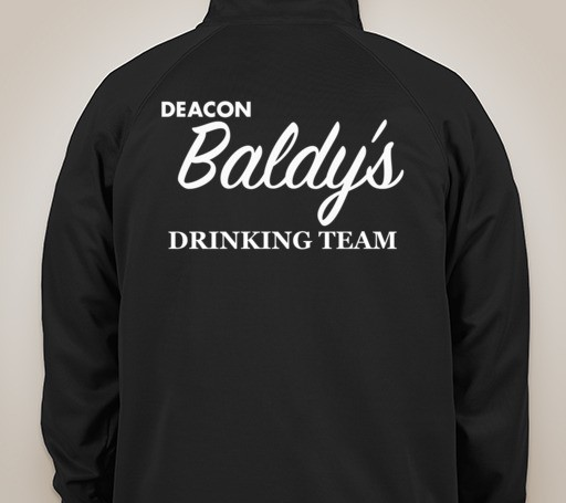 Quarter Zip Drinking Team Jacket Back.jpg