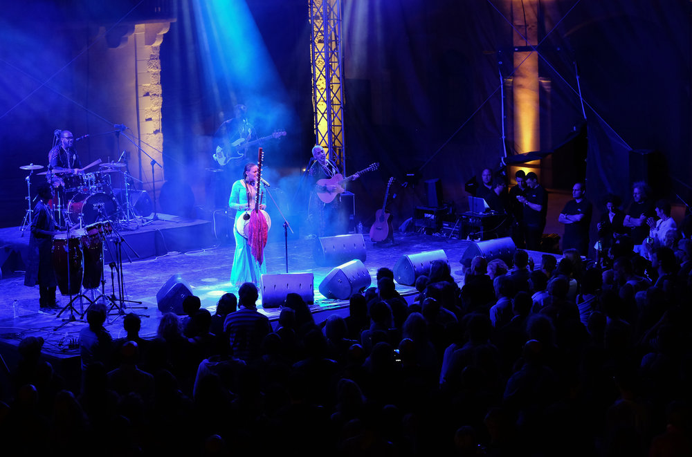 MALTA WORLD MUSIC FESTIVAL - 18 &19 MAY 2018Under the artistic direction of Renzo SpiteriThe Malta World Festival (MWMF) celebrates the beauty of cultural diversity, the exchange and dialogue of people's roots and the vitality that is borne out of such experiences and expressed through the powerful medium of music.