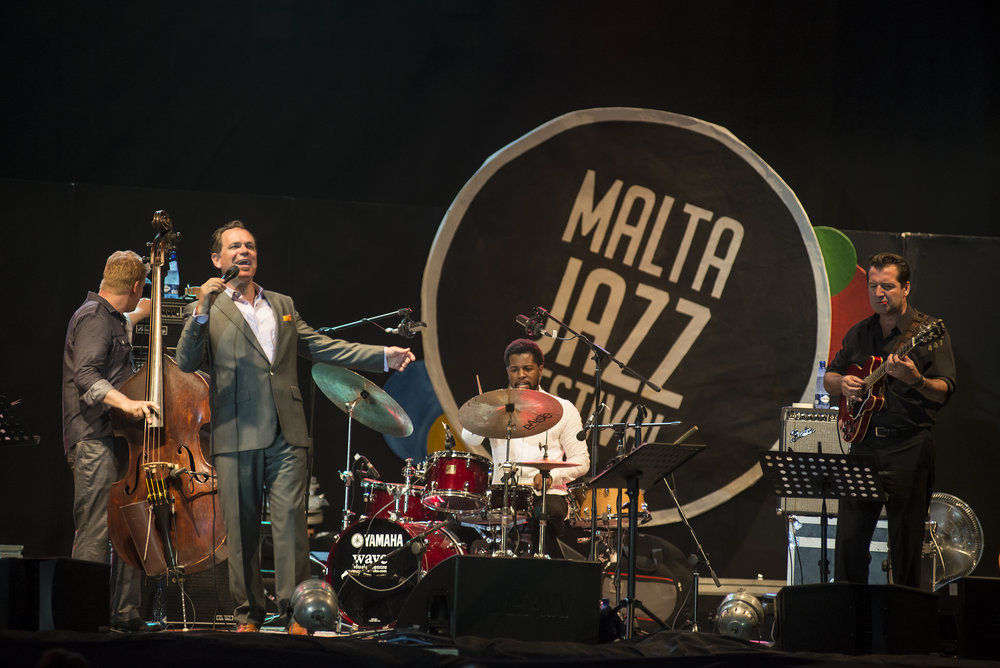 MALTA JAZZ FESTIVAL - 15 - 20 JULY 2019Under the artistic direction of Sandro ZerafaValletta's magnificent Grand Harbour sets the backdrop to the Malta Jazz Festival. This event has become a byword for high-calibre performances which delight jazz aficionados and lay persons alike.