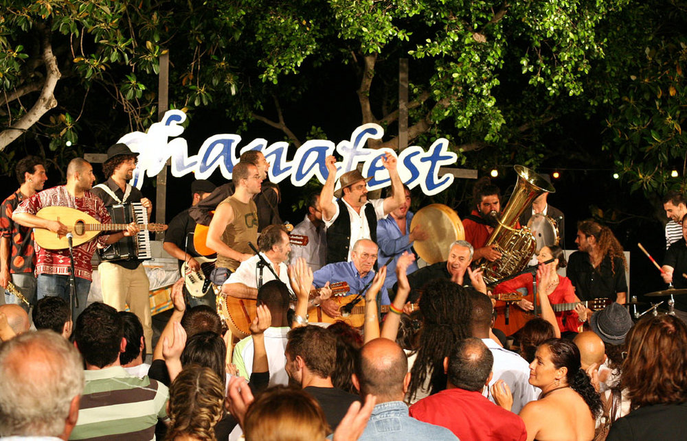 GĦANAFEST - Għanafest celebrates the diversity of Mediterranean and world music, bringing together a rich programme of għana (Maltese folk music), Maltese bands and international world music acts. Għanafest is a multinational get-together, an event that celebrates multi-ethnicity and cross-border collaborations.