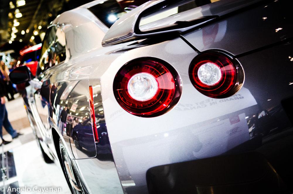 2016 Nissan GTR