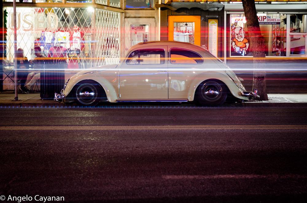 Classic Volkswagen Beetle