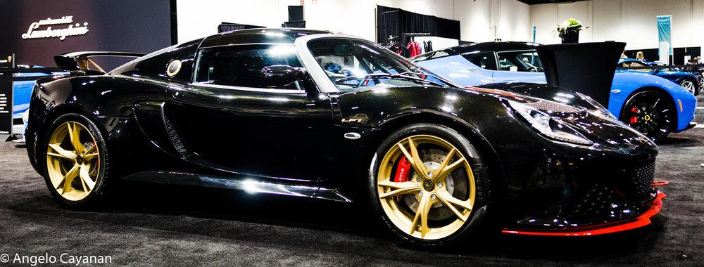 Lotus Exige LF1 Special Edition
