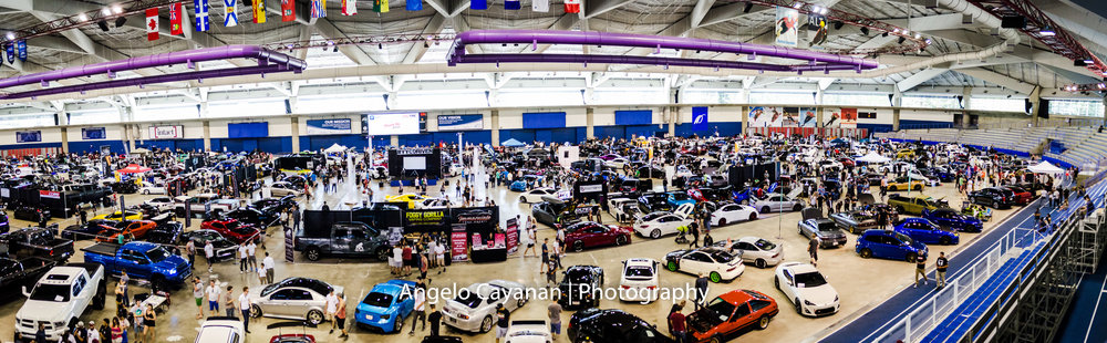 YYC Driven 2016 at the Olympic Oval of the University of Calgary