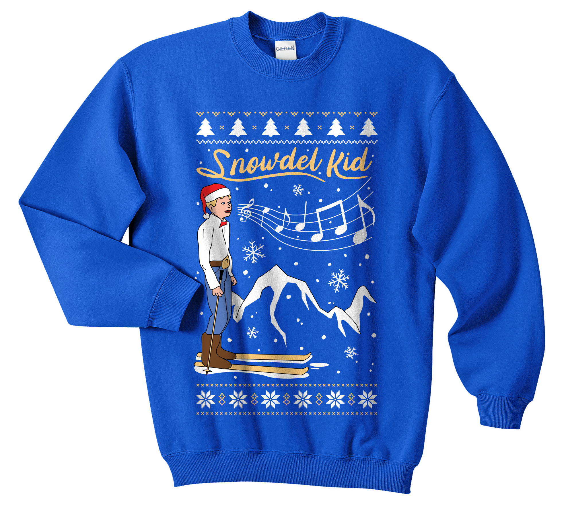 726c4d7dc132d5 Snowdel Kid — UGER | The Christmas Ugly Sweater Store.