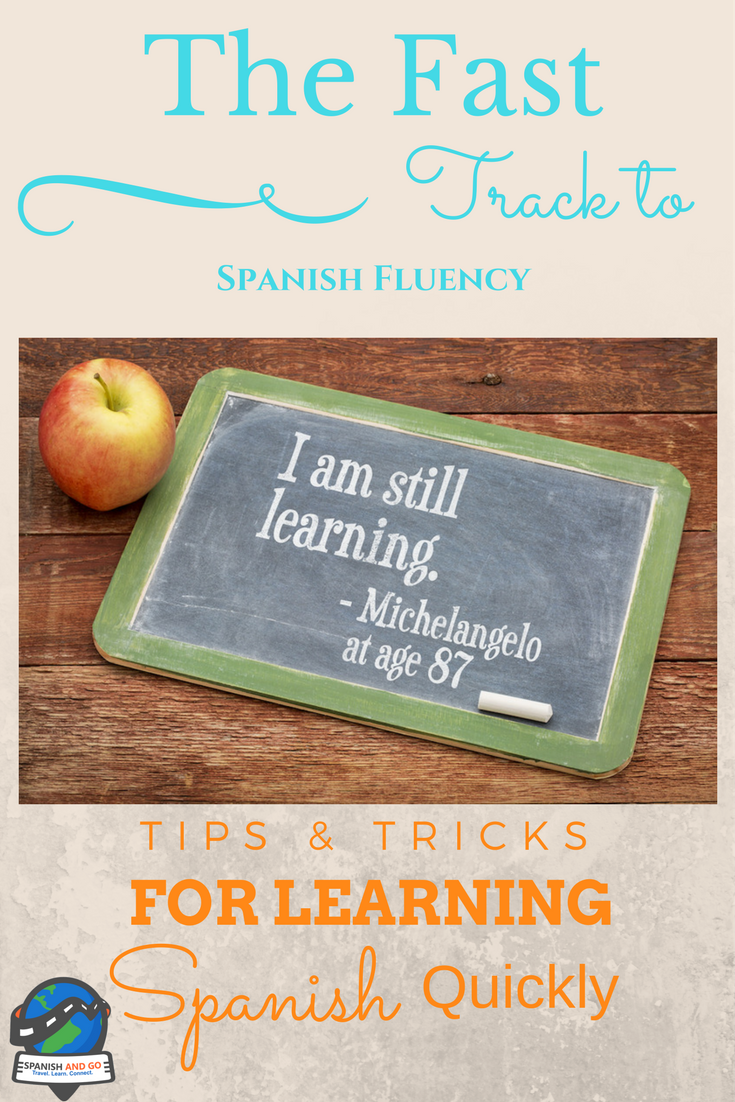 Fast-Track to Spanish Fluency
