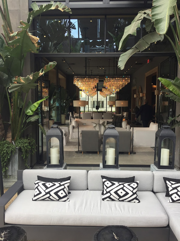 Why I am OBSESSED with LAs Restoration Hardware Cat Dal Interiors