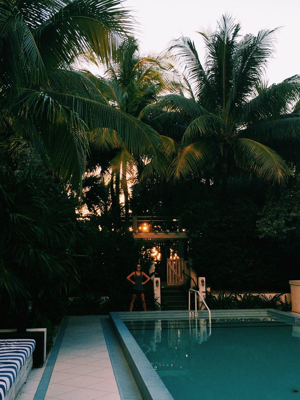 Soho Beach House Miami Pool