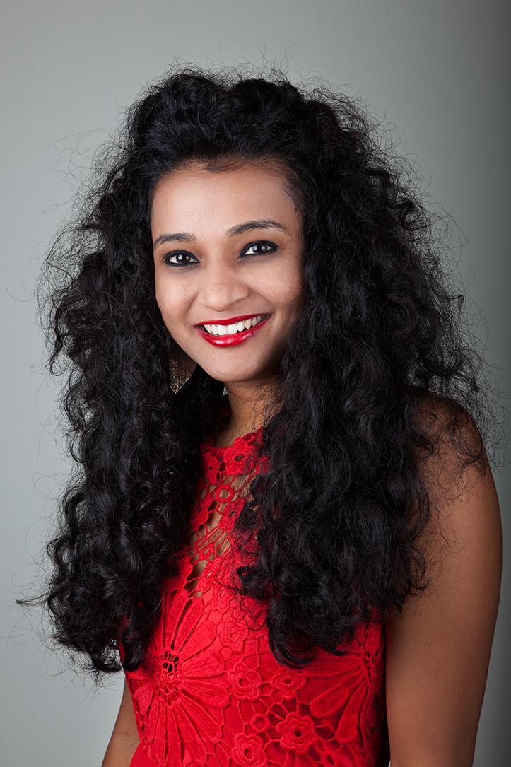 Shikha Shahdeo, Media Coordinator -