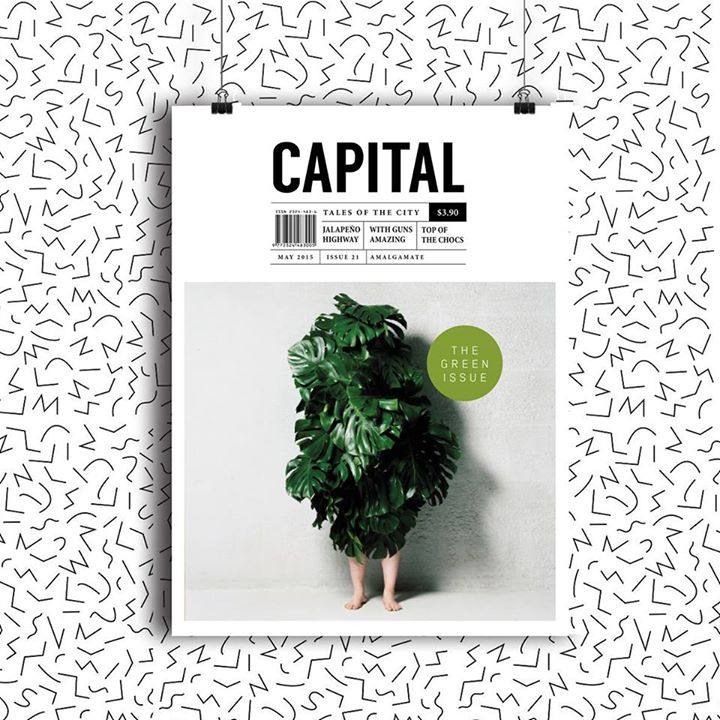 May Issue of Capital Magazine is out. Great article about Conscious Consumers and a brief about us...