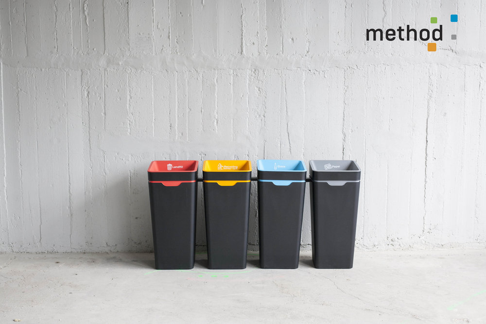 Why Your Office Should Recycle U2014 Method   Beautiful Office Recycling Bins    Australia