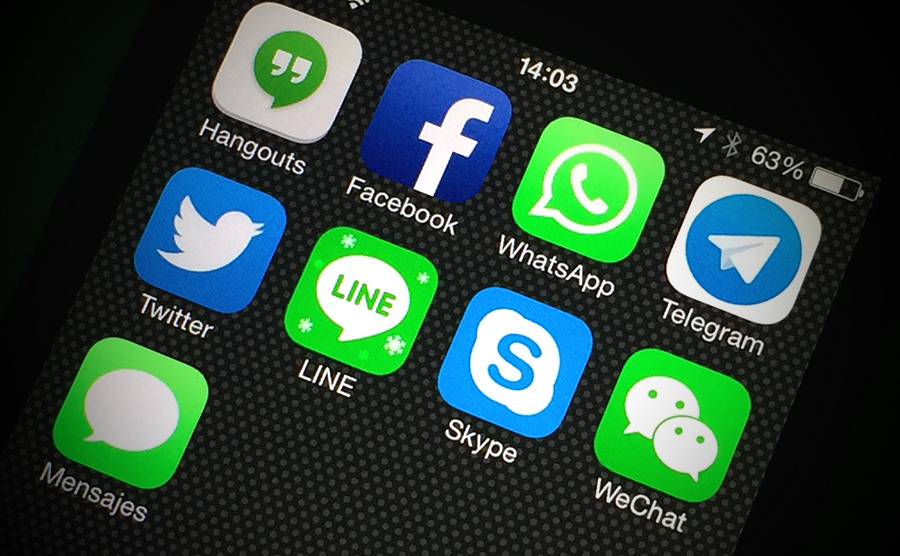 WeChat is the most used social app in China, displacing Facebook, Twitter and other popular social media companies.