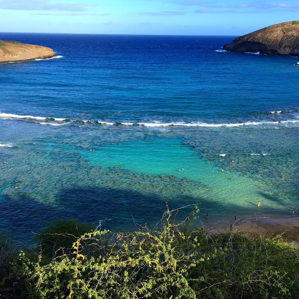 Hanauma Bay, South Shore