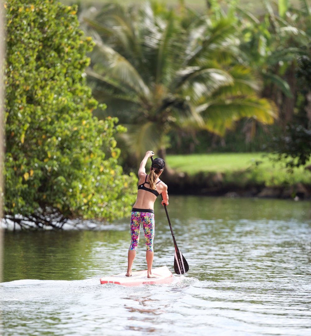 Private Stand Up Paddle Lesson