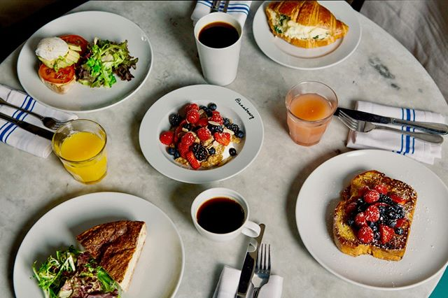 St Patrick's weekend brunching is always a good idea☘️ Screenshot the brunch pop-up on our website to get 10% off brunch at @Beaubourg_NYC & #BarÀVin all weekend long 😍