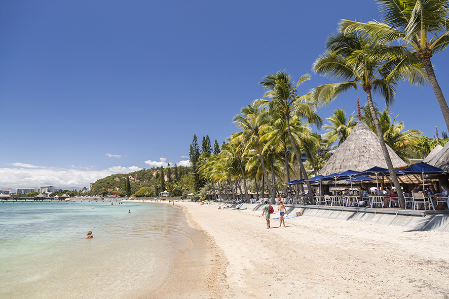 Anse Vata Beach - Islandtime Magazine