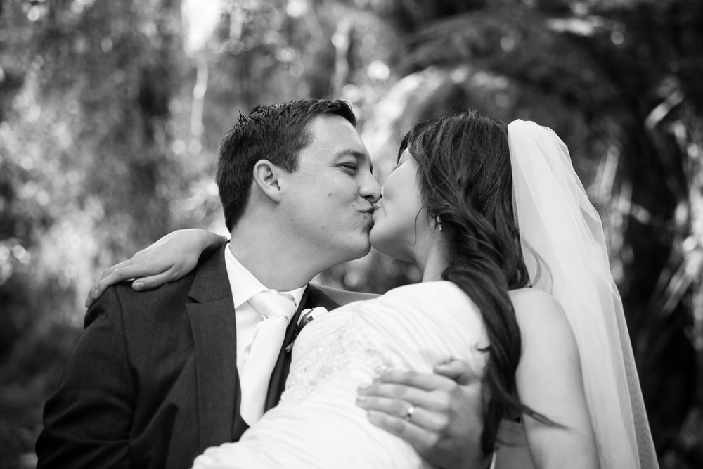Dandenong Ranges Melbourne Sherbrooke Forest wedding photographer