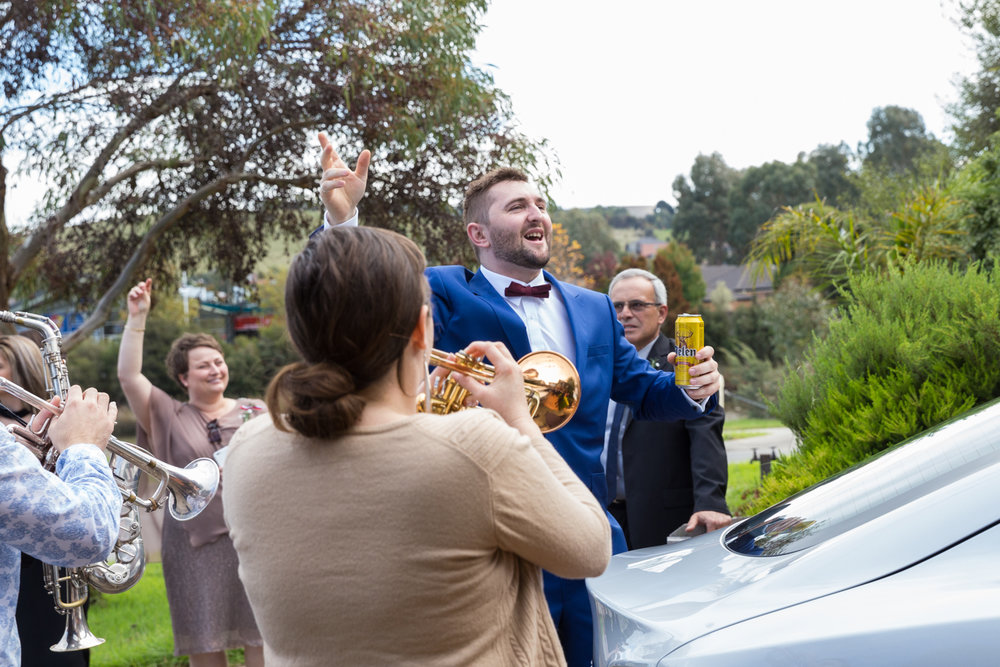 Four Daisies - wedding photography in Melbourne, Yarra Valley, Dandenong Ranges and Mornington Peninsula.