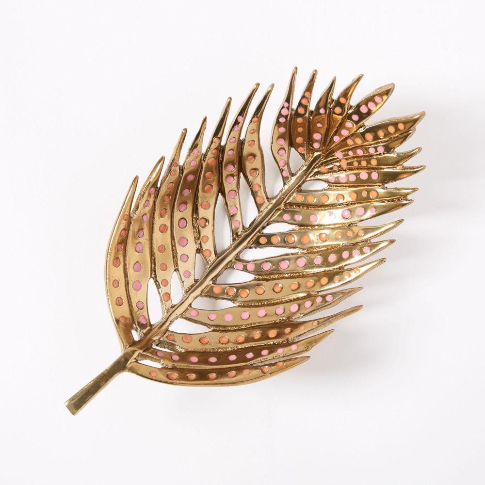Palm Leaf Catchall