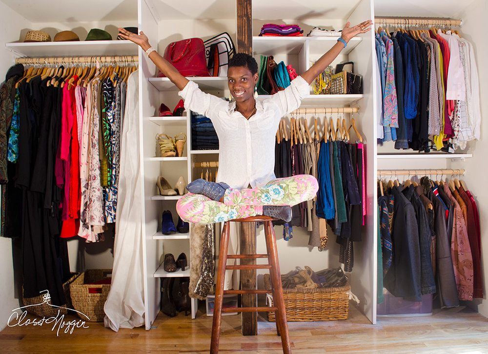 An Open Concept Closet Improved My Quality Of Life
