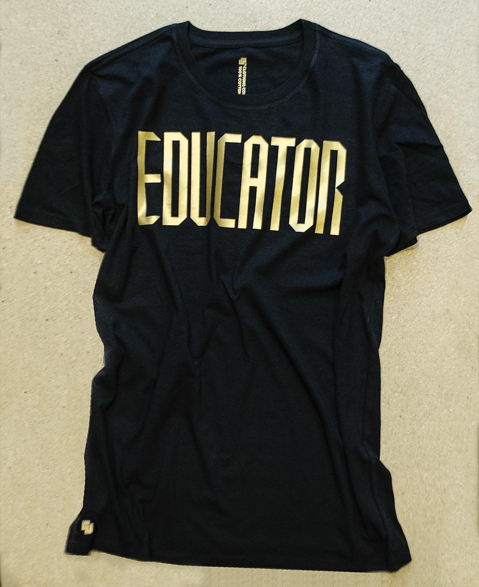 Educator shirt CC