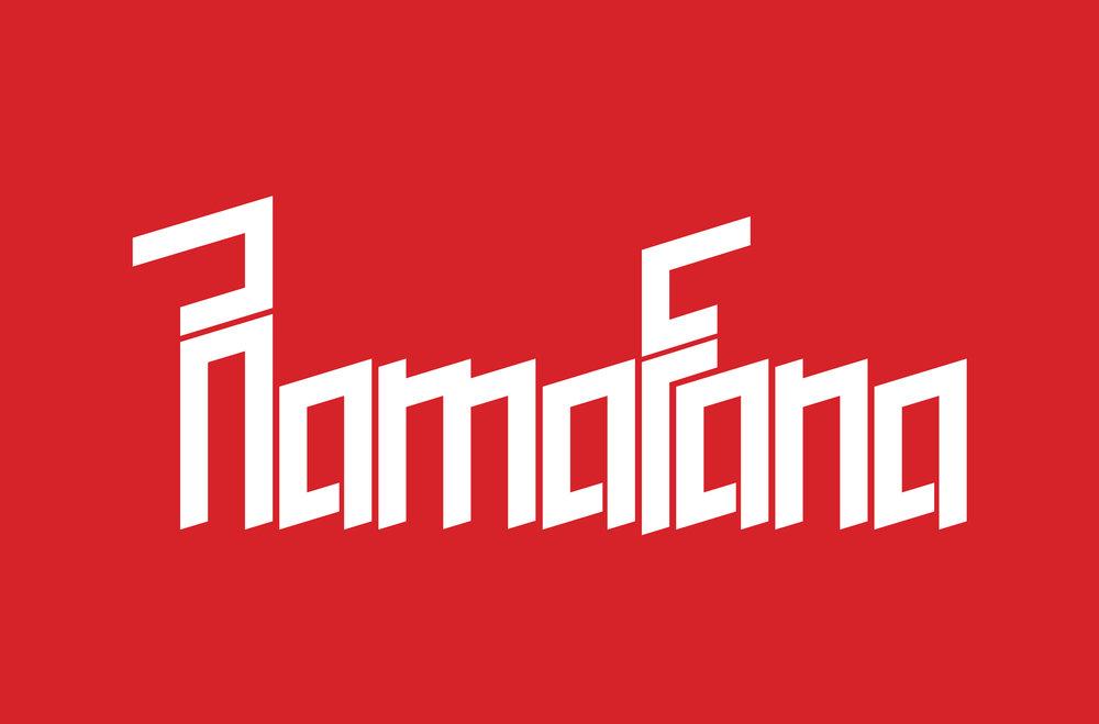 Custom logotype for a culinary platform.