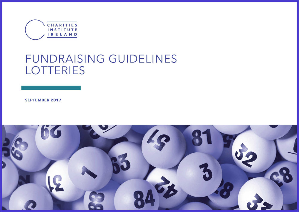 Fundraising Guidelines: Lotteries
