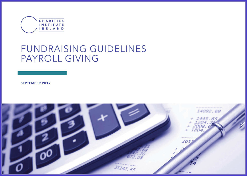 Fundraising Guidelines: Payroll Giving