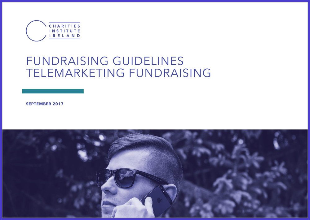 Fundraising Guidelines: Telemarketing Fundraising